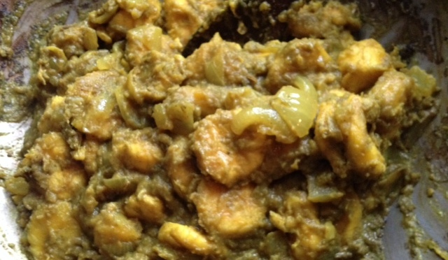 Banana Coconut Curry (Vegan)