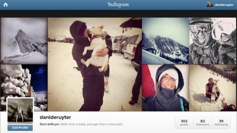 Dani de Ruyter Instagram