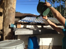 Rainwater Catchment Test: Camp Mokuleia, Oahu
