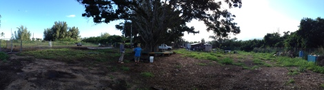 Overview of Camp Mokuleia Project 2014